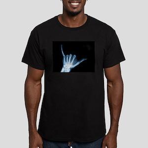 Shaka Hand Sign X-ray A T-Shirt