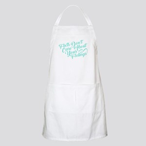 Facts Dont Care Apron