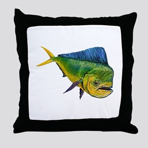 MAHI Throw Pillow