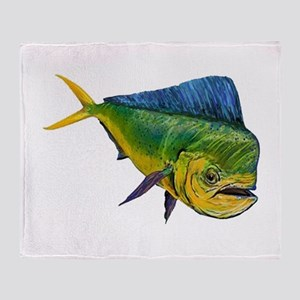 MAHI Throw Blanket