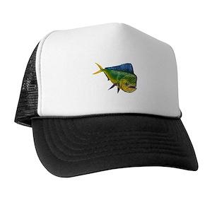 494e94e24f471 Wahoo Trucker Hats - CafePress