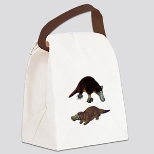 PLAYFUL Canvas Lunch Bag