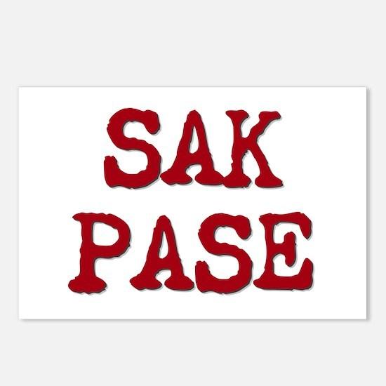 Sak Pase Postcards (Package of 8)
