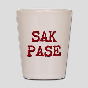 Sak Pase Shot Glass