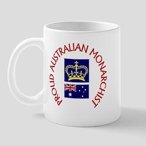 Australian Monarchist Mug