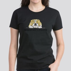 Adorable Bulldog T-Shirt