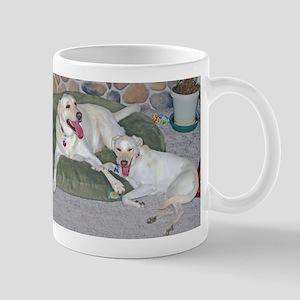 white labs Mugs