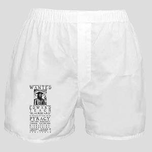 Blackbeard Boxer Shorts