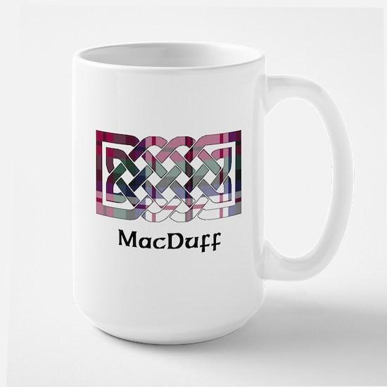 Knot-MacDuff dress Large Mug