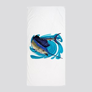 STRIKE Beach Towel