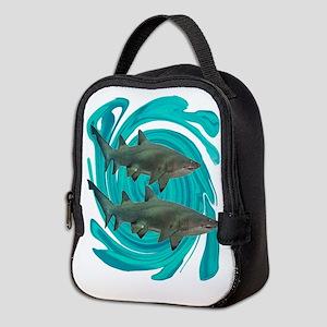 TRACKING Neoprene Lunch Bag