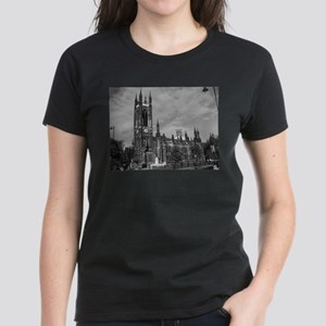 Church of St. Thomas the Mart Women's Dark T-Shirt