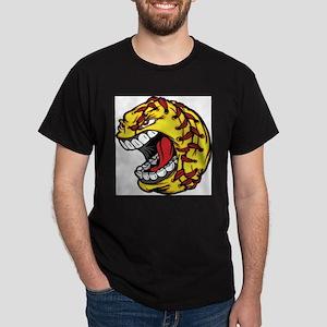 Havoc Screaming Softball T-Shirt