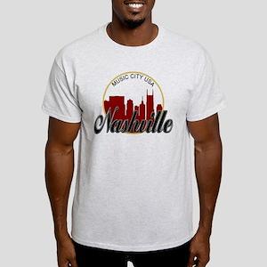 Nashville TN Music City - RD T-Shirt