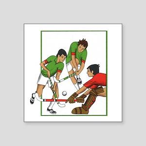 Field Hockey Sticker
