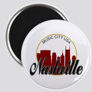 Nashville TN Music City - RD Magnets