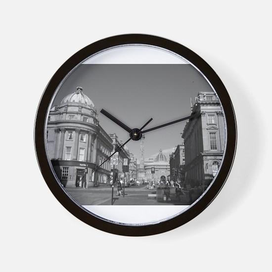 Newcastle Wall Clock