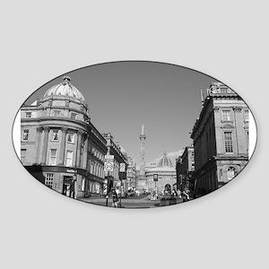 Newcastle Oval Sticker