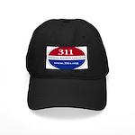 311s Logo Black Cap