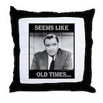 Joe McCarthy Throw Pillow