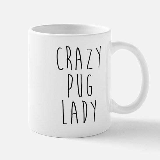 Cute Pug life Mug