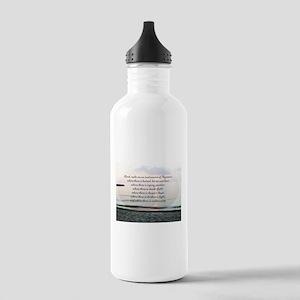 Prayer of St. Franics Water Bottle