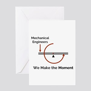 Mechanical Engineer Greeting Cards