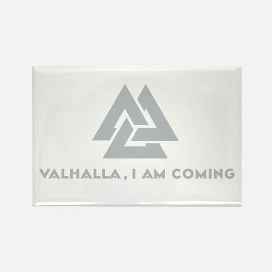 Valhalla I am Coming Magnets