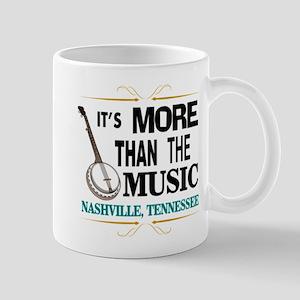 Nashville More Than Music-CM Mugs