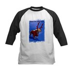bring him home santa Kids Baseball Jersey