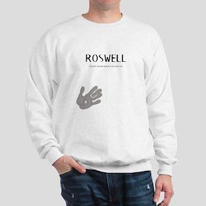 Roswell Logo Merchandise Sweatshirt