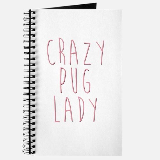 Cute Pug rescue Journal