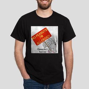 No Peanuts Elephan T-Shirt