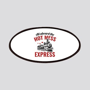 Hot Mess Express Patches