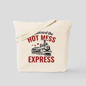 Hot Mess Express Tote Bag