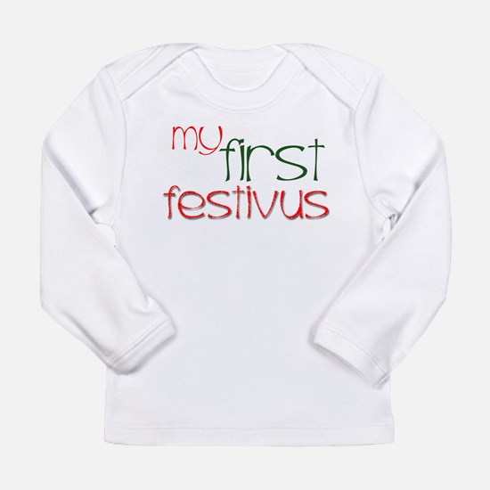 1stFESTIVUS™ Long Sleeve T-Shirt