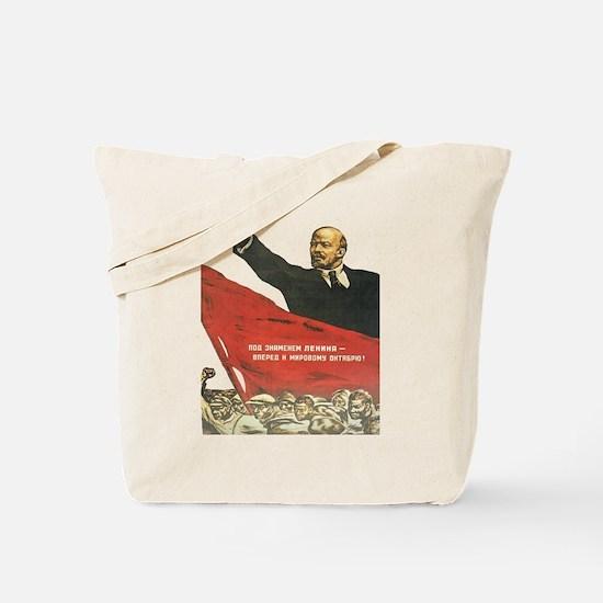 Cute Lenin Tote Bag