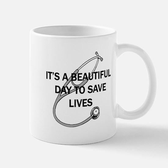 Saving Lives Mugs