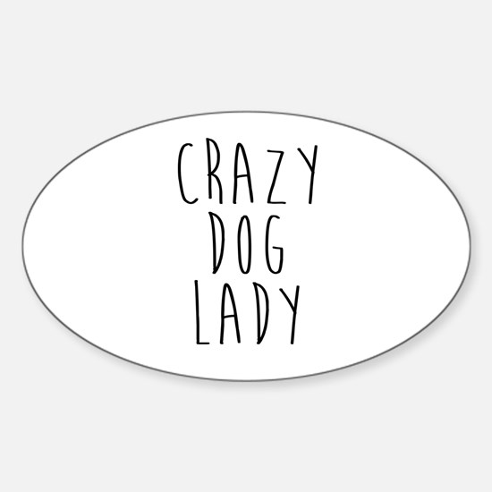 Cute Chihuahua animal rescue Sticker (Oval)