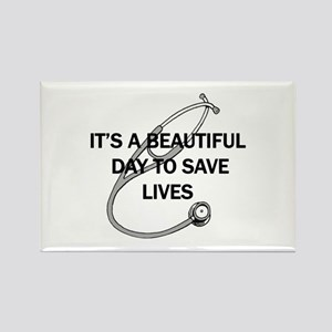 Saving Lives Magnets