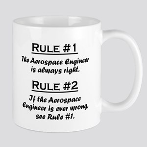 Aerospace Engineer Mugs