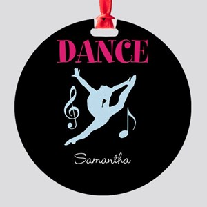 Dance personalized Ornament
