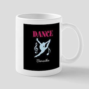 Dance personalized Mugs
