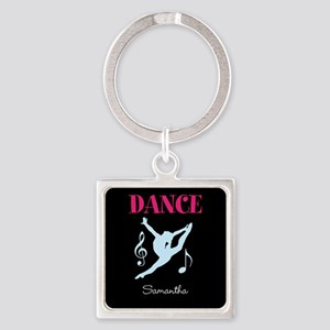 Dance personalized Keychains