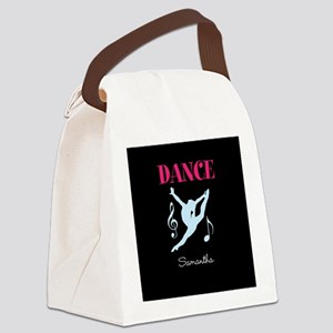 Dance personalized Canvas Lunch Bag