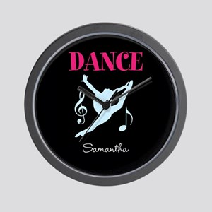 Dance personalized Wall Clock