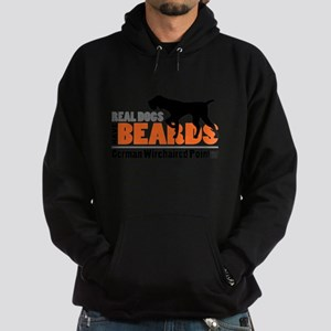 Real Dogs Have Beards - GWP Sweatshirt