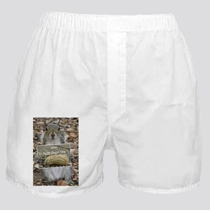 nuts about you Boxer Shorts