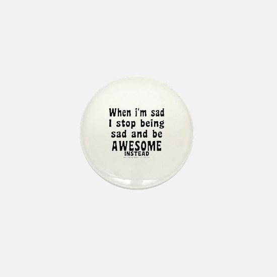 Cute Barney stinson Mini Button