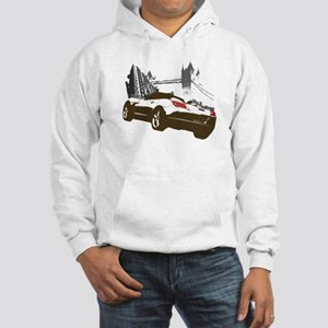 """Sky Rollin"" Hooded Sweatshirt"